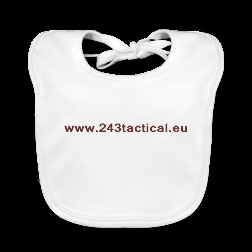 .243 Tactical Website - Bio-slabbetje voor baby's