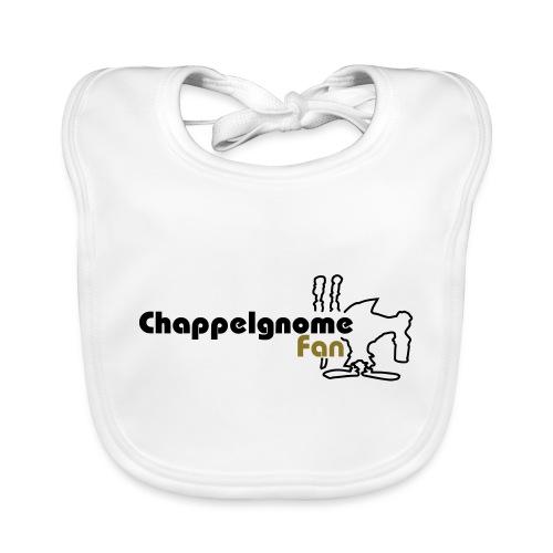 chappelgnome fan logo - Baby Bio-Lätzchen