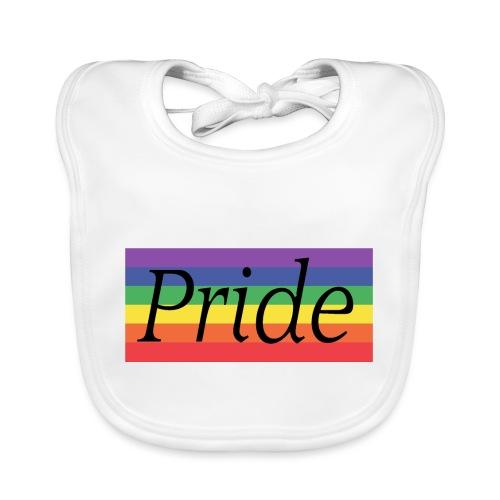 Pride | Regenbogen | LGBT - Baby Bio-Lätzchen