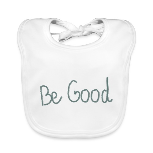 bgood - Babero de algodón orgánico para bebés