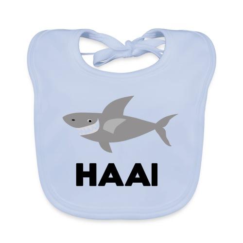 haai hallo hoi - Bio-slabbetje voor baby's