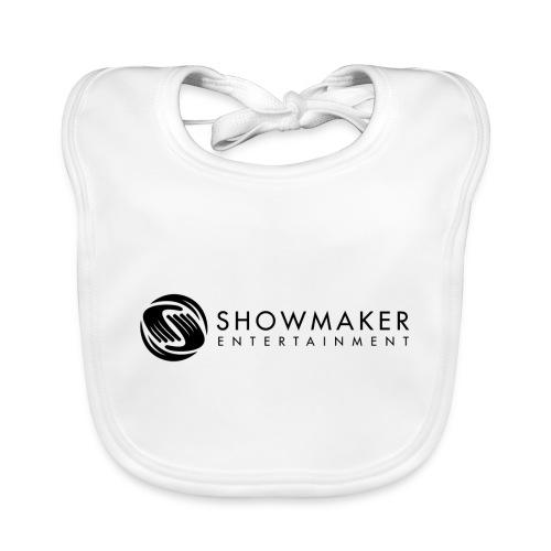 Schowmaker Logo schwarz - Baby Bio-Lätzchen