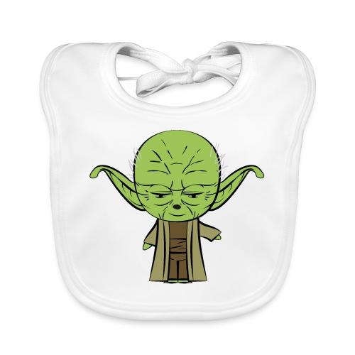 Yoda - Bavoir bio Bébé