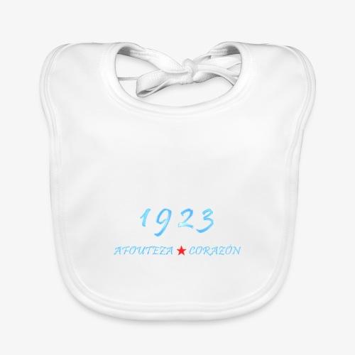 1923 - Babero de algodón orgánico para bebés