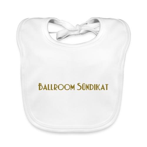 ballroom logo - Baby Bio-Lätzchen
