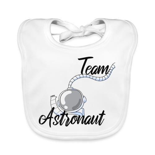 team astronaut - Baby Bio-Lätzchen