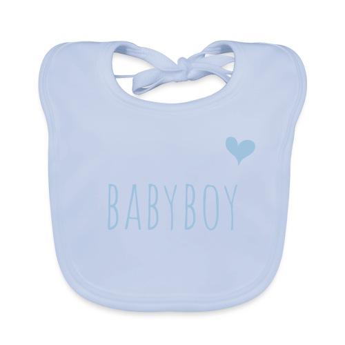 babyboy - Baby Bio-Lätzchen