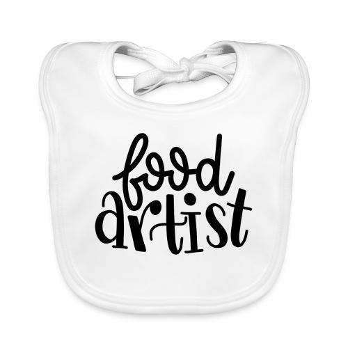 Food Artist - Baby Bio-Lätzchen