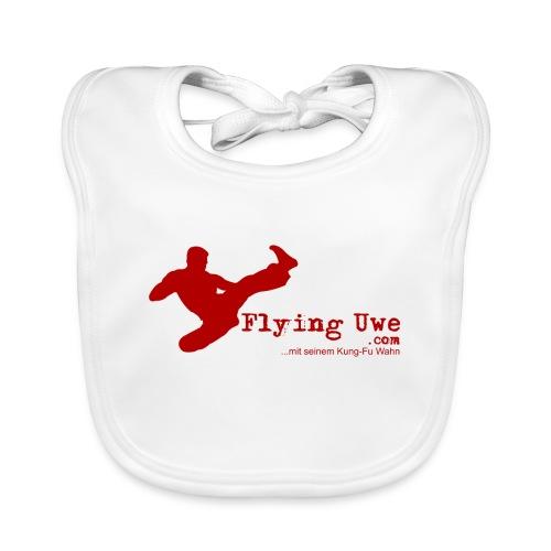 flyinguwe logo vektor kopie - Baby Bio-Lätzchen