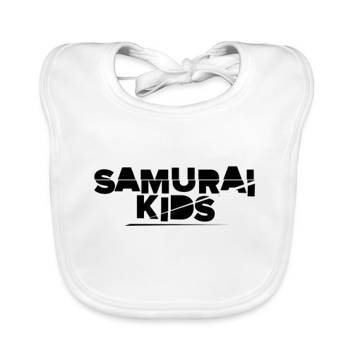 Samurai Kids - Baby Bio-Lätzchen