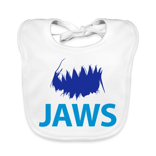 Jaws Dangerous T-Shirt - Baby Organic Bib