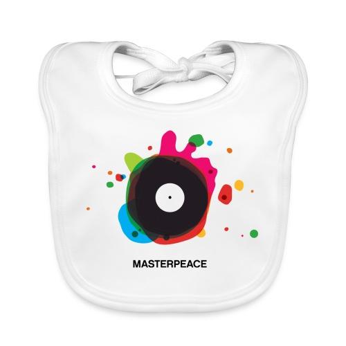 MasterPeace V-hals t-shirt - Bio-slabbetje voor baby's