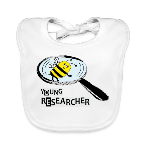 Young Researcher Bee - Baby Bio-Lätzchen