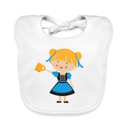 Happy Meitlis - Europa - Baby Bio-Lätzchen