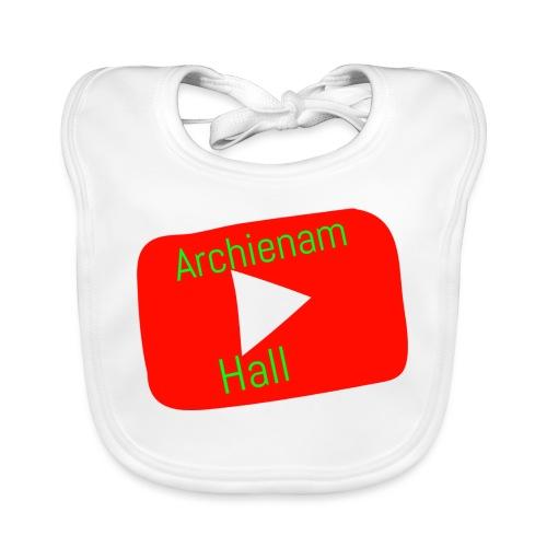 Archienam logo - Organic Baby Bibs