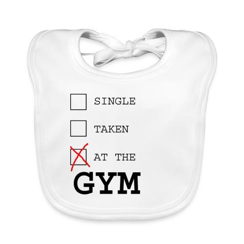 single taken gym - Bio-slabbetje voor baby's