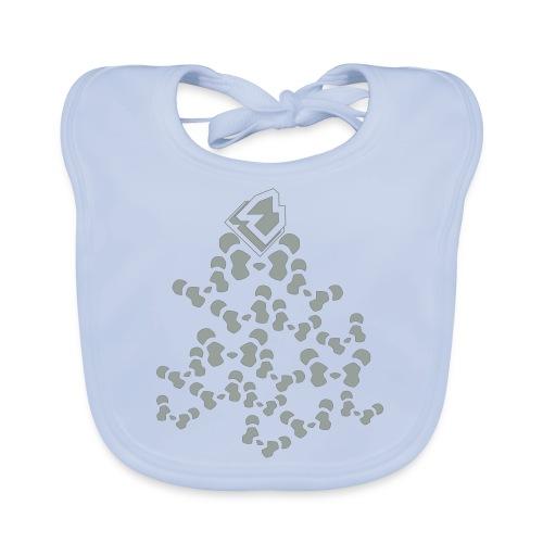 PANDA SHIRT V2 - Bio-slabbetje voor baby's