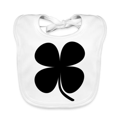 CLOVER - Babero de algodón orgánico para bebés