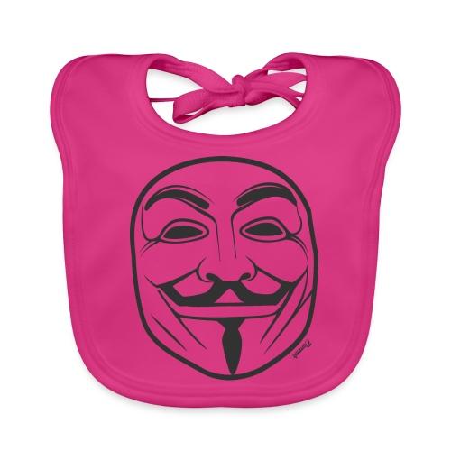 *NEW* Anonymous (H) - Bavoir bio Bébé