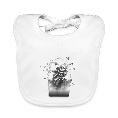 Verisimilitude - Zip Hoodie - Baby Organic Bib