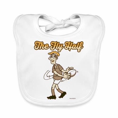 FlyHalf_Marplo_mug - Bavaglino ecologico per neonato