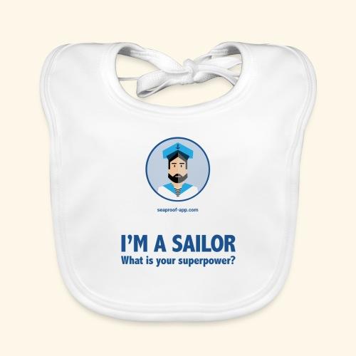SeaProof Superpower - Baby Bio-Lätzchen