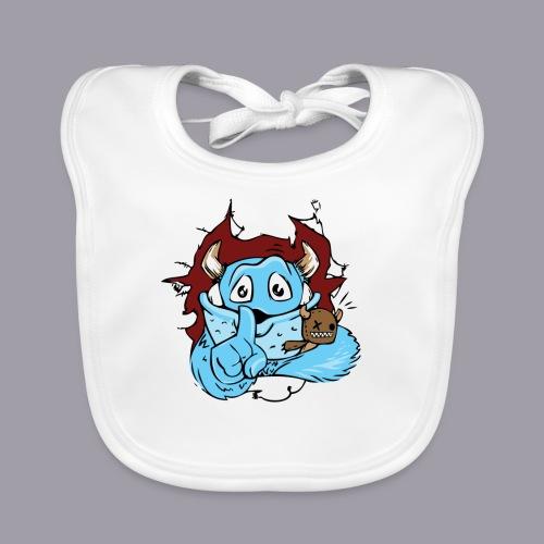 Monster - Baby Bio-Lätzchen