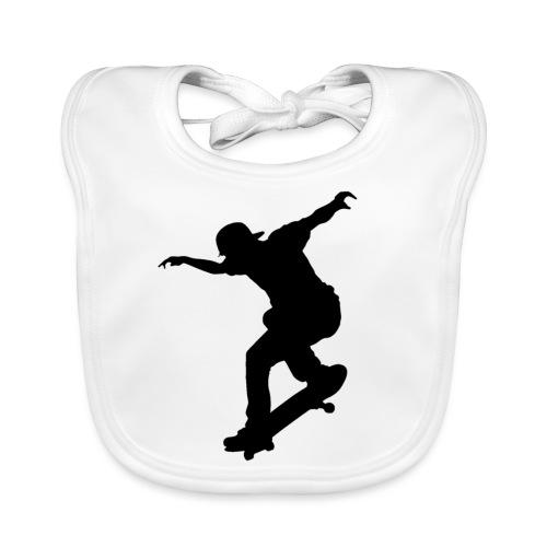 Skater - Bavaglino ecologico per neonato