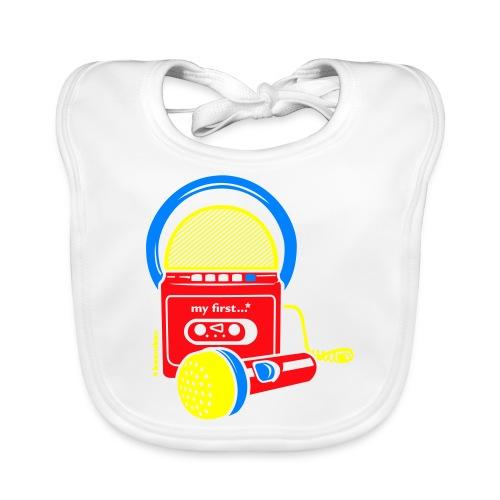 My first Boombox - Bio-slabbetje voor baby's