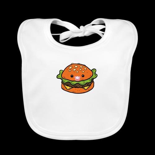 Star Burger Baby - Bio-slabbetje voor baby's