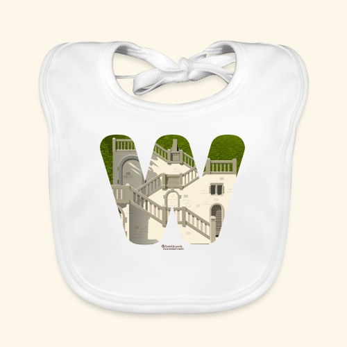 Wuppertal T-Shirt Vogelsauer Treppe - Baby Bio-Lätzchen