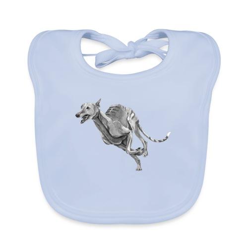 Greyhound - Hagesmække af økologisk bomuld