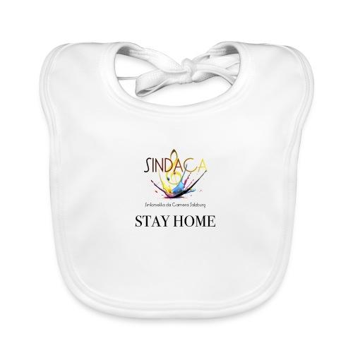stay home03 - Baby Bio-Lätzchen