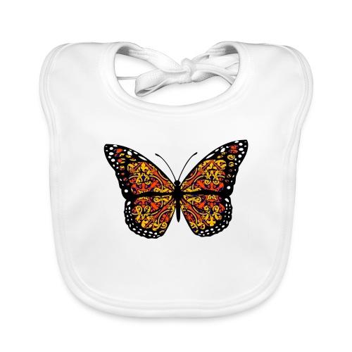 Papillon - Bavoir bio Bébé
