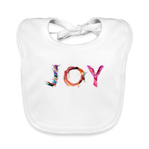 Joy - Bavoir bio Bébé