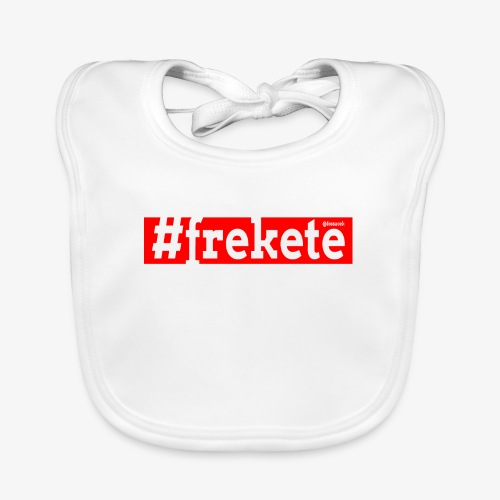 Frekete - Bavaglino ecologico per neonato
