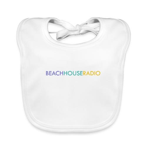 Beach House Radio Logo - Baby Organic Bib