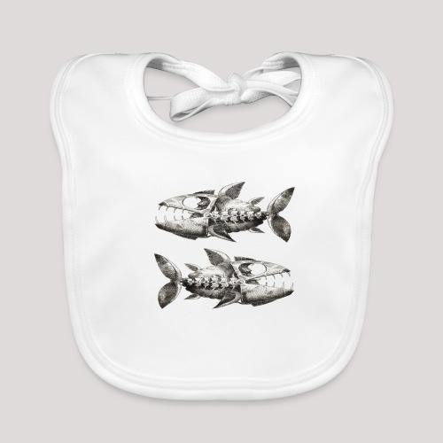 FishEtching - Organic Baby Bibs