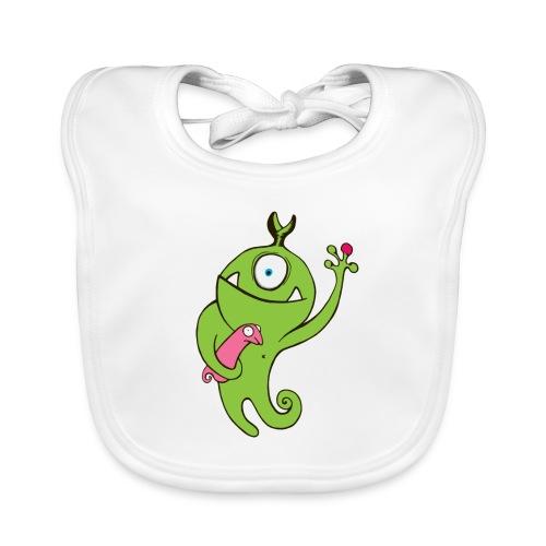 Alien - Baby Organic Bib