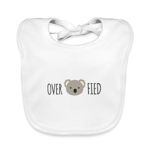 Overkoalafied - Bio-slabbetje voor baby's
