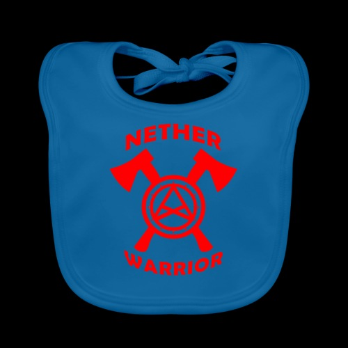 Nether Warrior T-shirt - Bavaglino ecologico per neonato