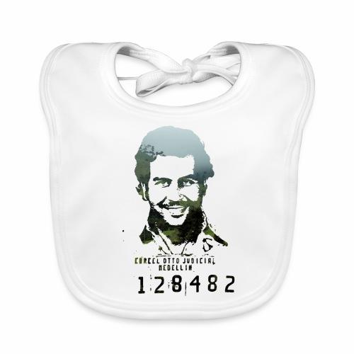 Pablo Escobar - Regenwald in Kolumbien - Baby Bio-Lätzchen