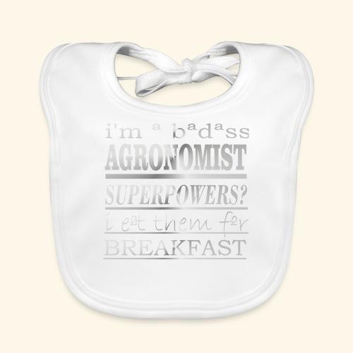 AGRONOMIST - Bavaglino ecologico per neonato