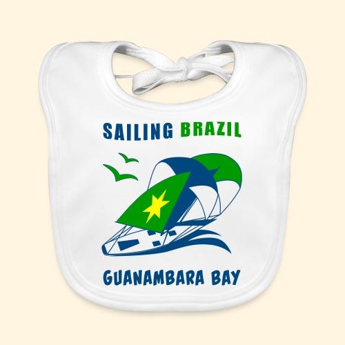Sailing Brazil - Baby Organic Bib