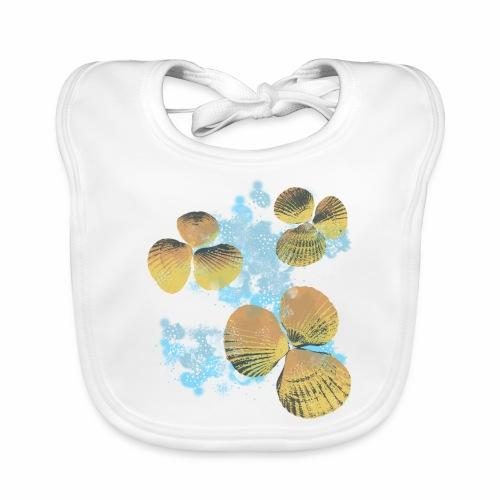 Orange Shells in Water / Conchiglie in acqua - Bavaglino