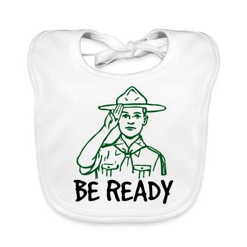 BE READY - Bavoir bio Bébé