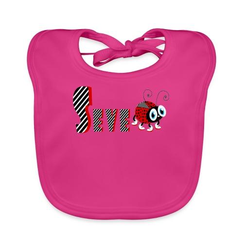 7nd Year Family Ladybug T-Shirts Gifts Daughter - Baby Bio-Lätzchen