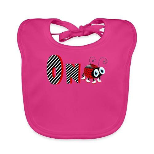 1nd Year Family Ladybug T-Shirts Gifts Daughter - Baby Bio-Lätzchen
