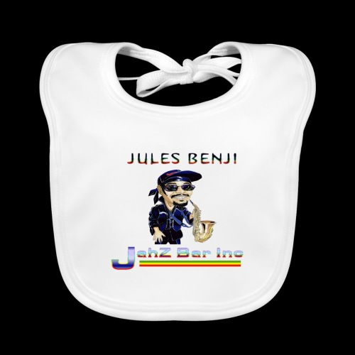 JULES BENJI - Baby Organic Bib