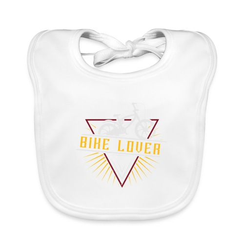Bike lover - Organic Baby Bibs